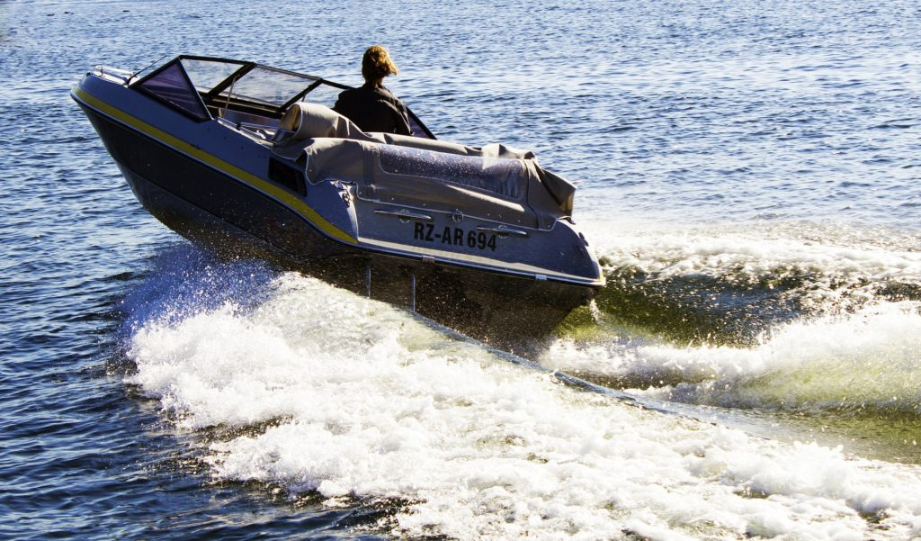 Boat - HIN number